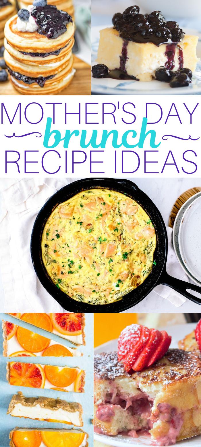 mothers day brunch recipe ideas