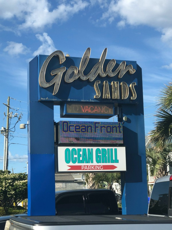 golden sands motel carolina beach north carolina