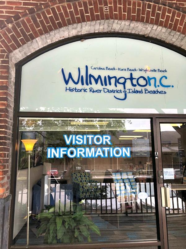 Wilmington North Carolina Visitor Center