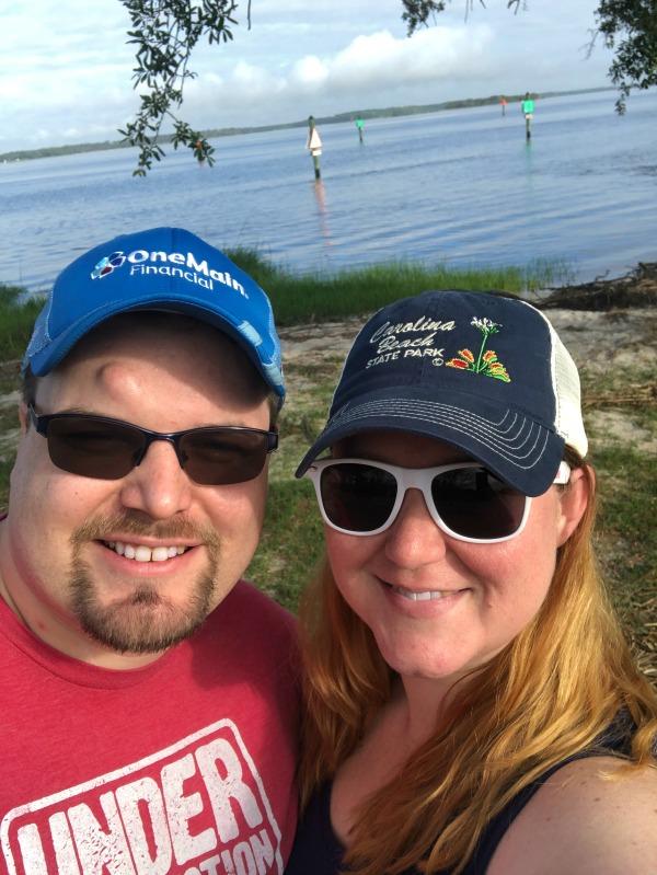 carolina beach state park paddle nc kayaking