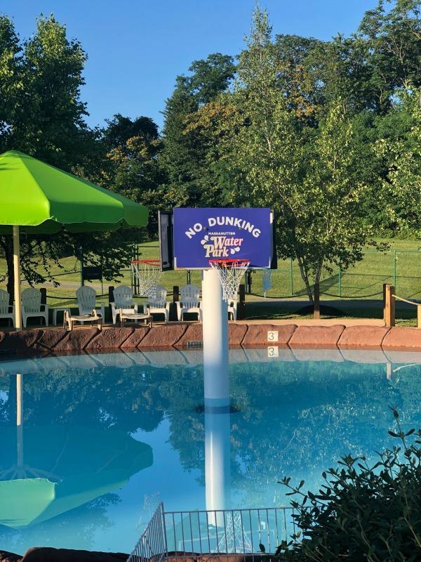 massanutten water park basketball