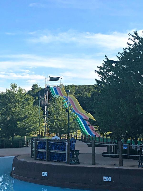massanutten water park slides