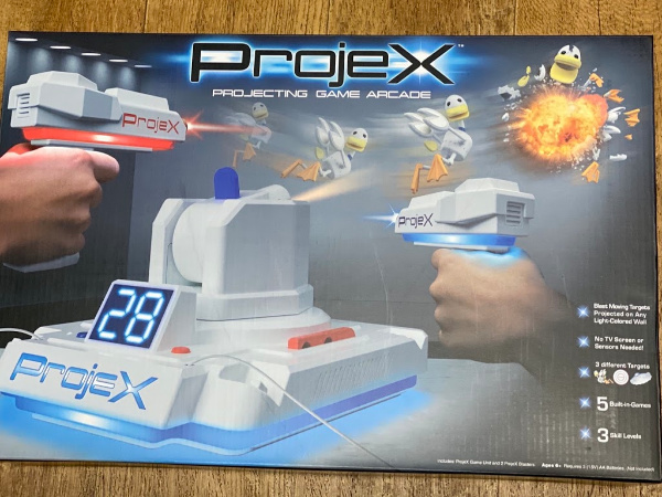 ProjeX game arcade