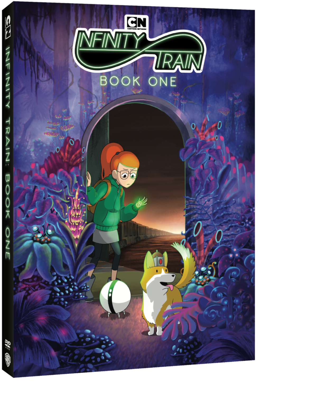 Infinity Train Book One