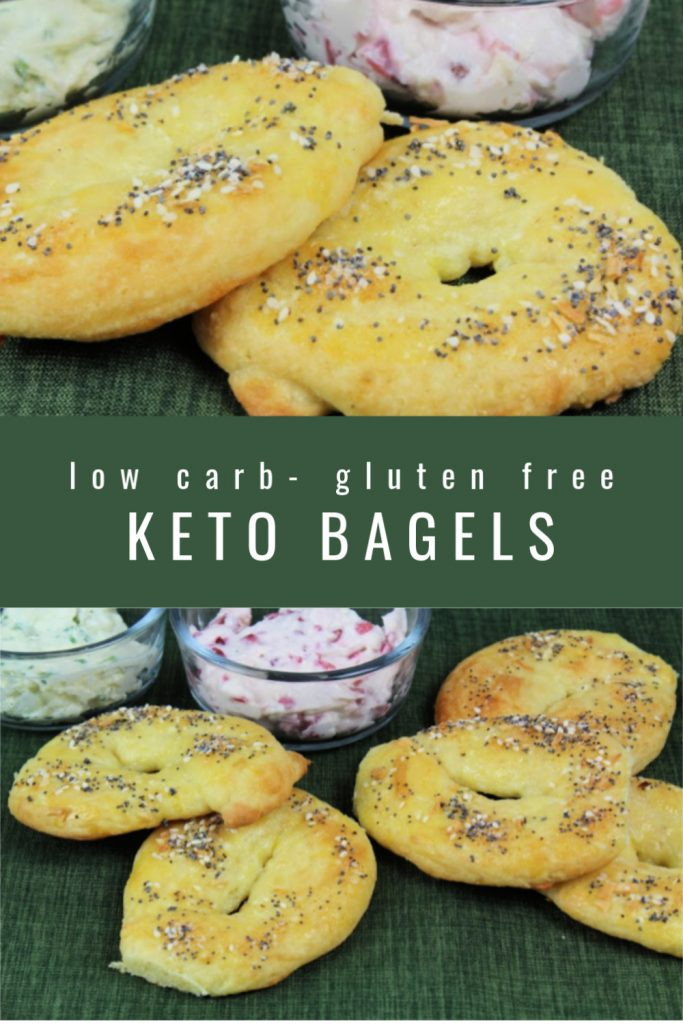 low carb keto bagels gluten free