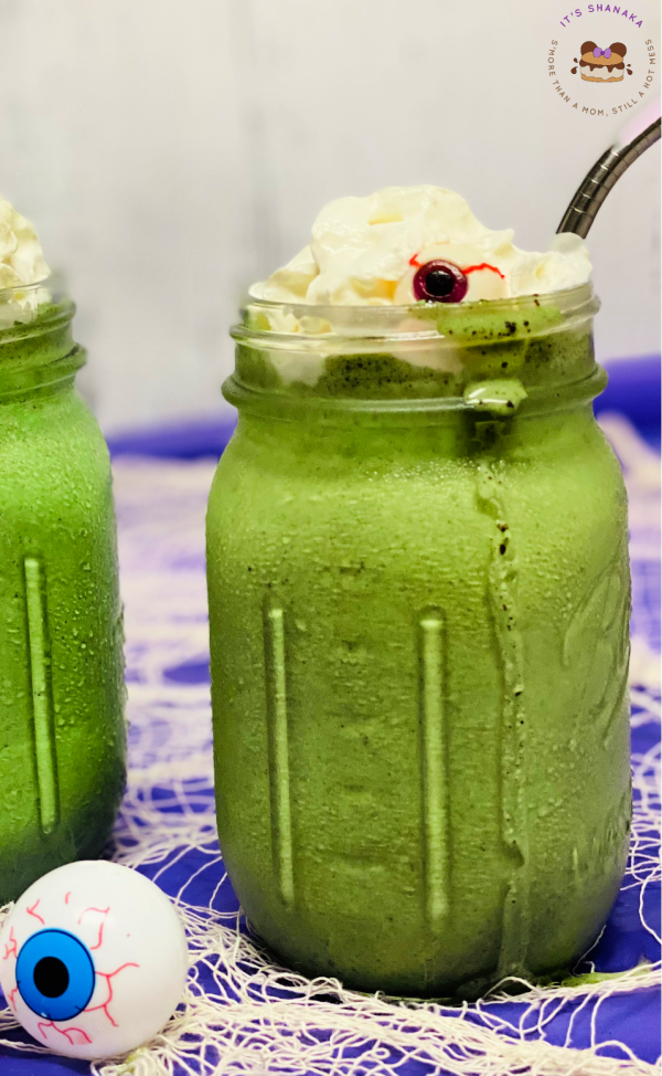 eye of newt mint Oreo milkshake recipe
