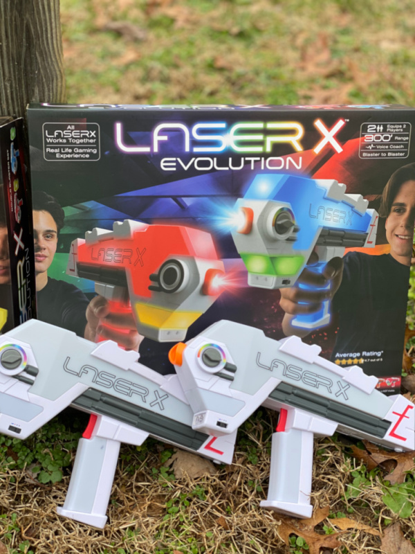 laser x evolution review