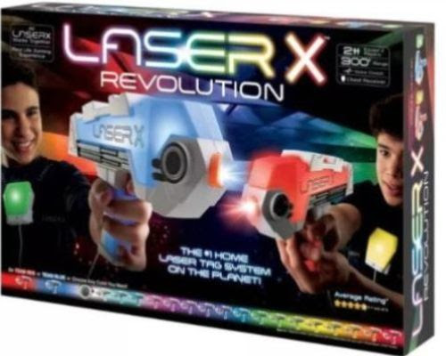 Laser X review