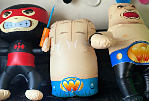Wubble Rumblers toys review