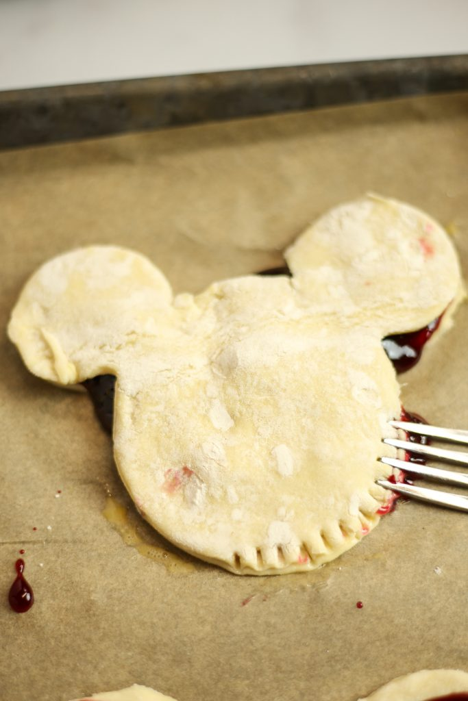 mickey mouse turnovers