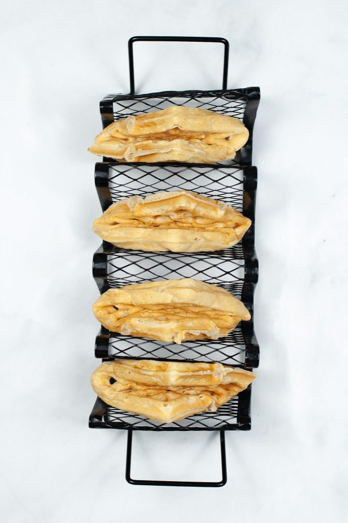 taco stand dessert waffle tacos