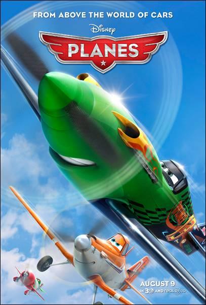 Disney's Planes movie