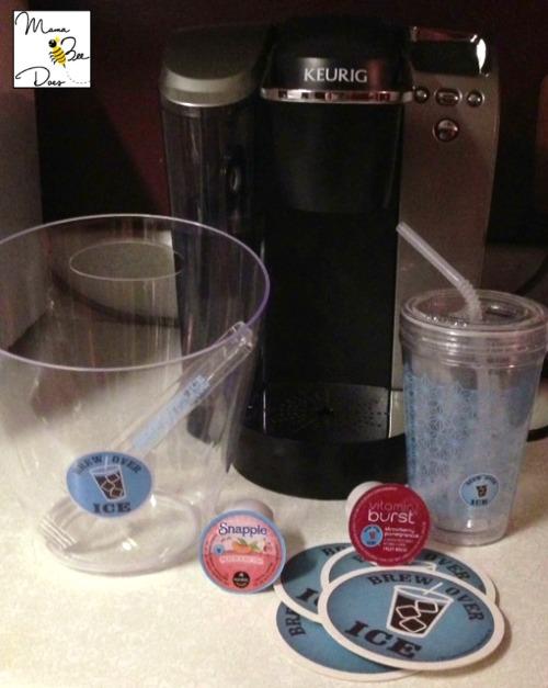 keurig brew over ice giveaway