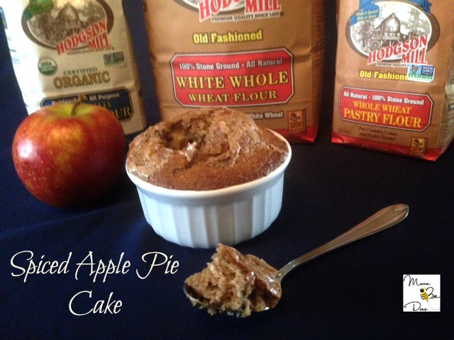 spiced apple pie cake recipe