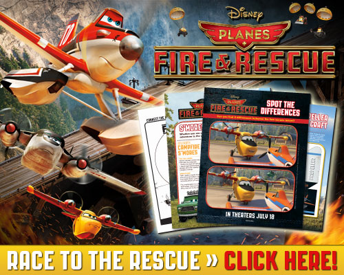 planes fire and rescue free printable sheets