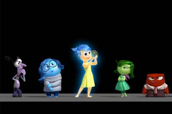 Disney Pixar Inside Out video clip