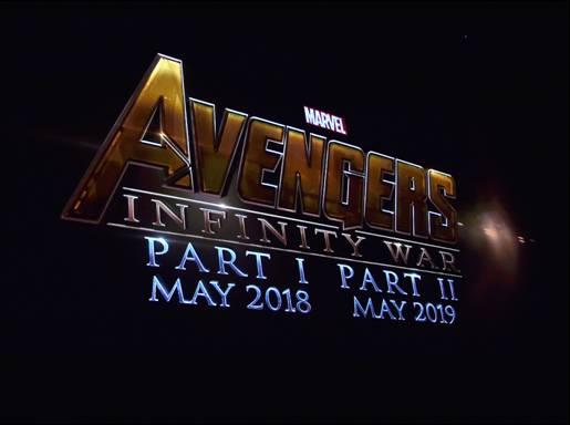 Marvel Avengers Infinity War part 1 2