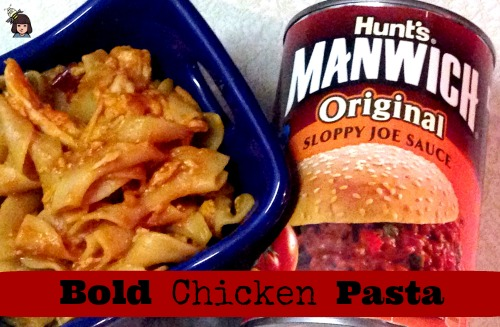 bold chicken pasta recipe