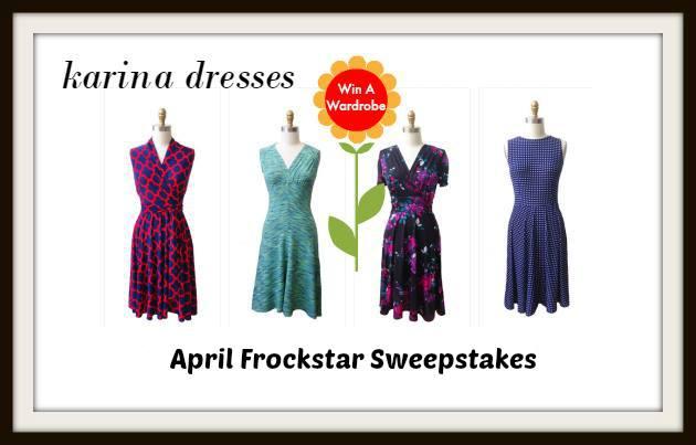 karina dresses dress giveaway