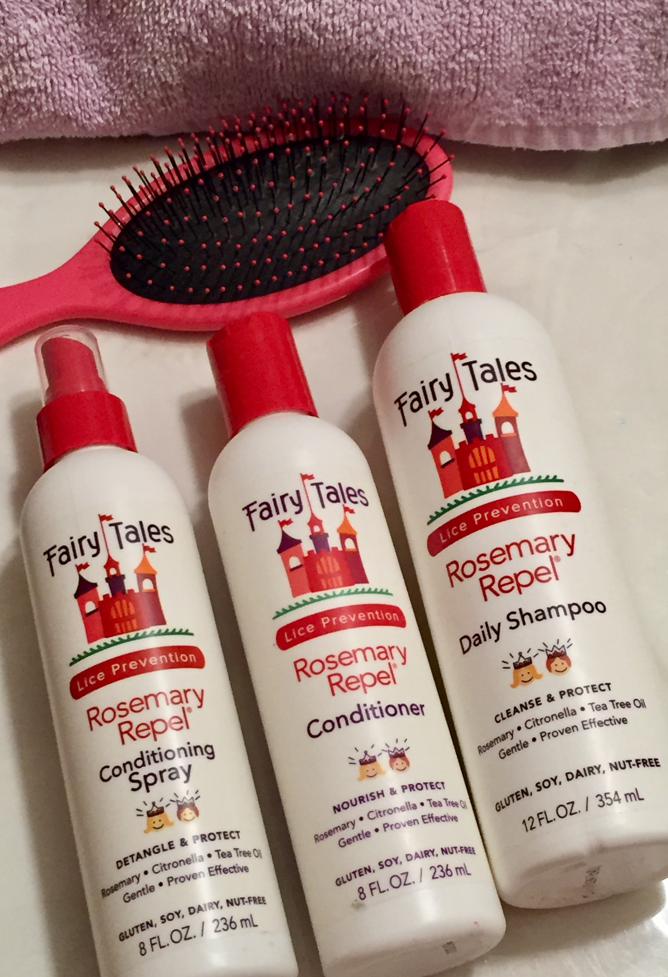 fairy tales lice prevention rosemary repel