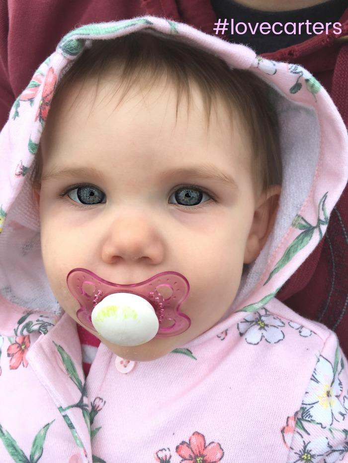 Carter's baby girl clothes