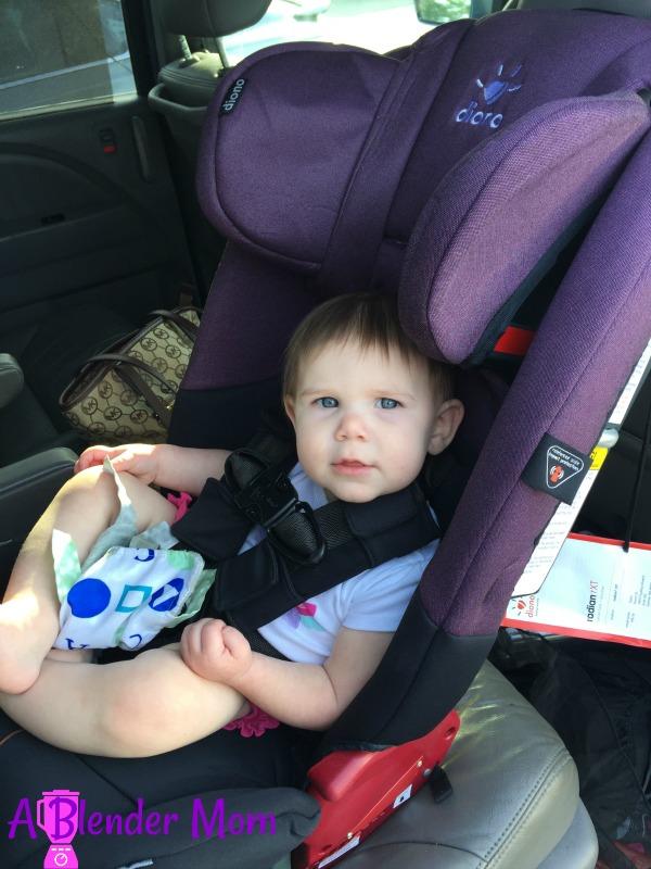 car seat safety check diono rxt