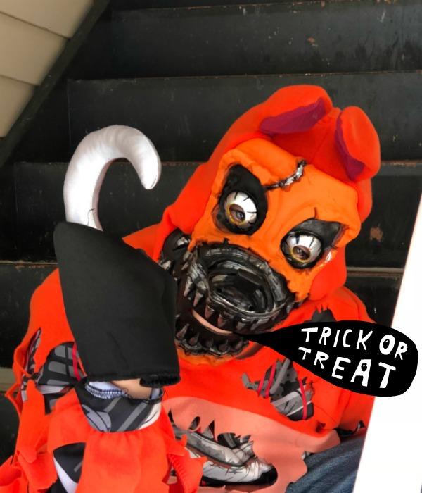 foxy costume five night freddys oriental trading