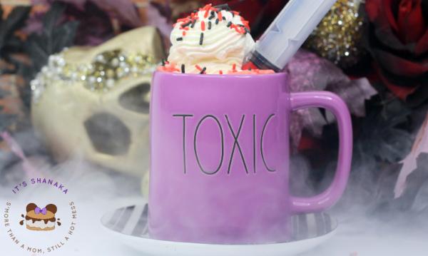 toxic mug hot cocoa hot chocolate recipe